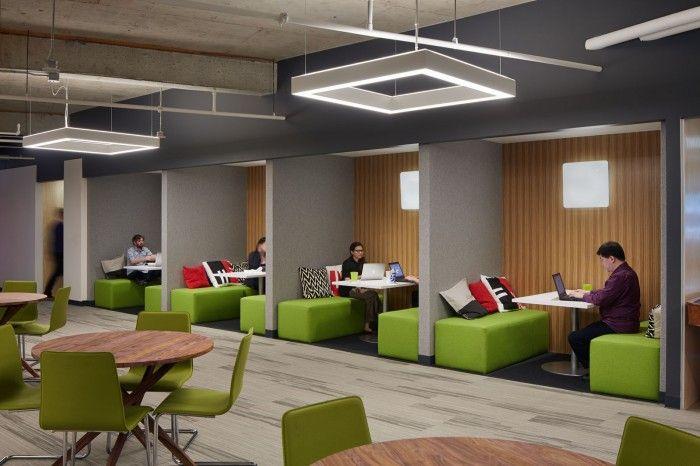 Squaretrade Offices San Francisco Office Snapshots Office Space Design Office Interior Design Small Room Design