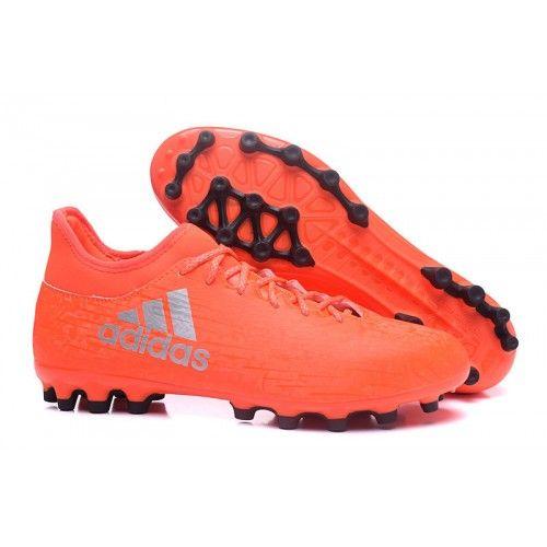 Adidas X - Comprar Chuteira Society Adidas X 16.3 AG Homens Vermelho Preto 066c3be91be65