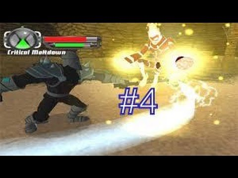 Ben 10 Protector Of Earth Walkthrough Part 4 | gaming | Ben