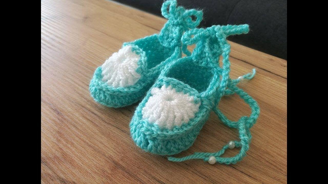 Pin By World Bears On My Crocheting Kids Shoes Crochet Baby Kids