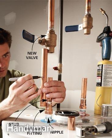 Inspiration Web Design Water Heater Installation