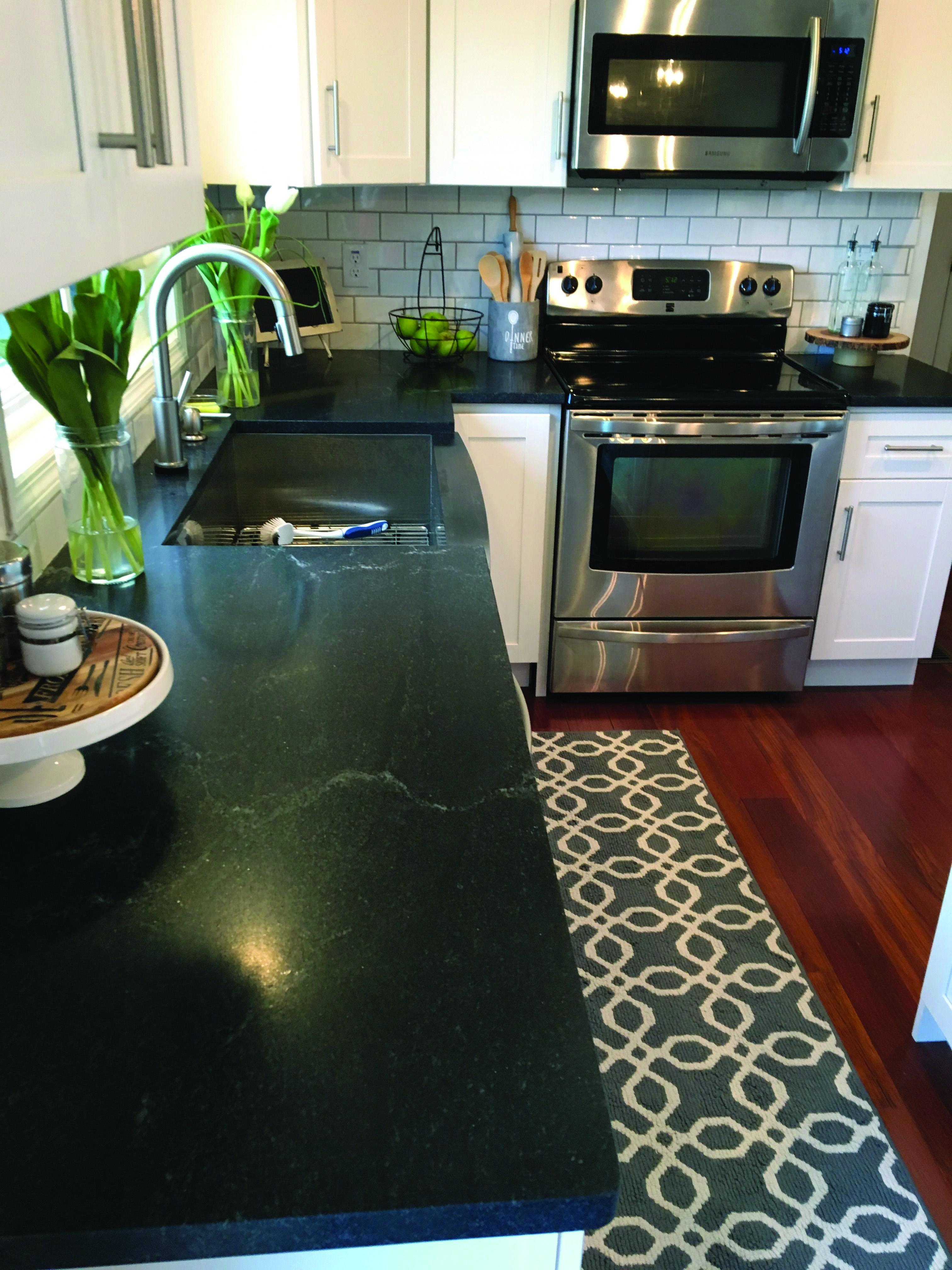 Black Pearl Marble Black Granite Countertops Honed Granite Countertops Replacing Kitchen Countertops