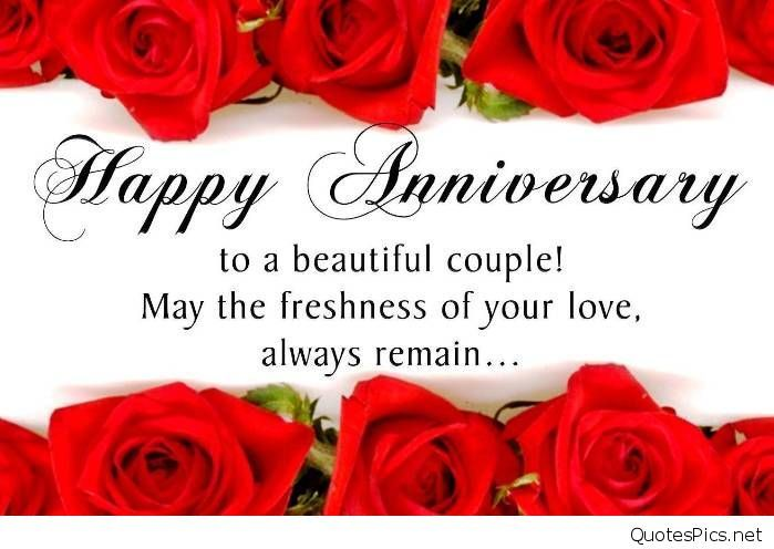 Image Result For Happy Wedding Anniversary Quotes Birth Days