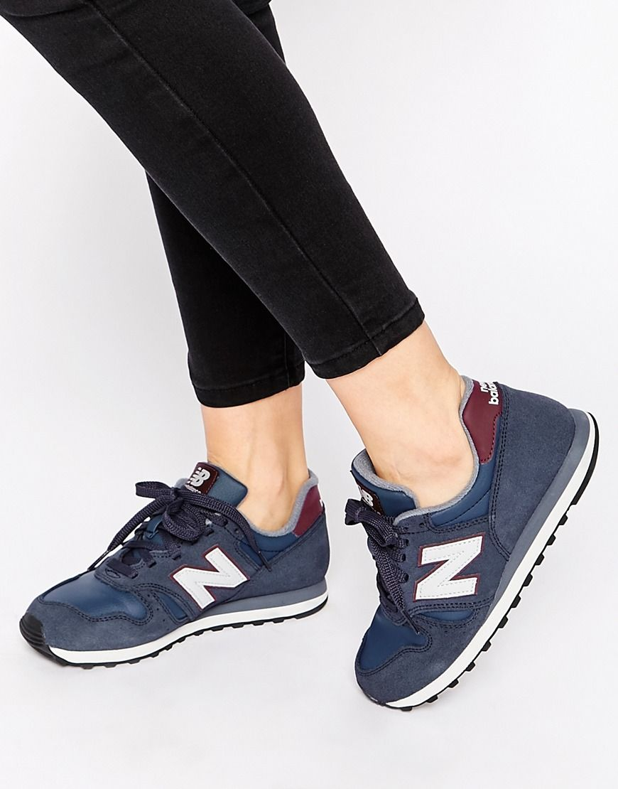 new balance 373 suede and mesh