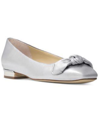 MICHAEL Michael Kors Liza Ballet Flats | macys.com