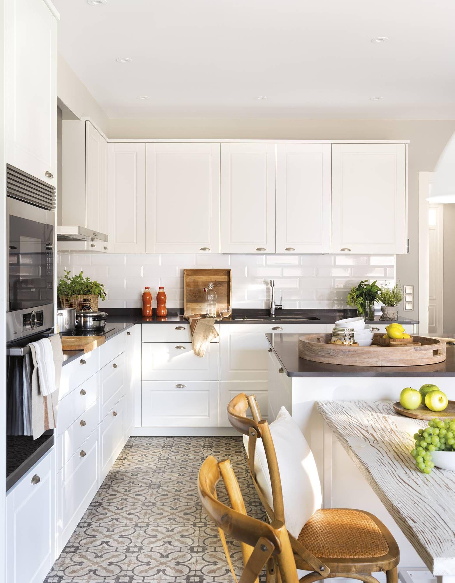 La casa de las ventanas mágicas  Mobiliario de cocina, Cocinas