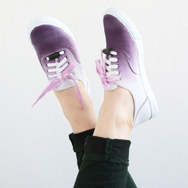 ombre sneakers 8