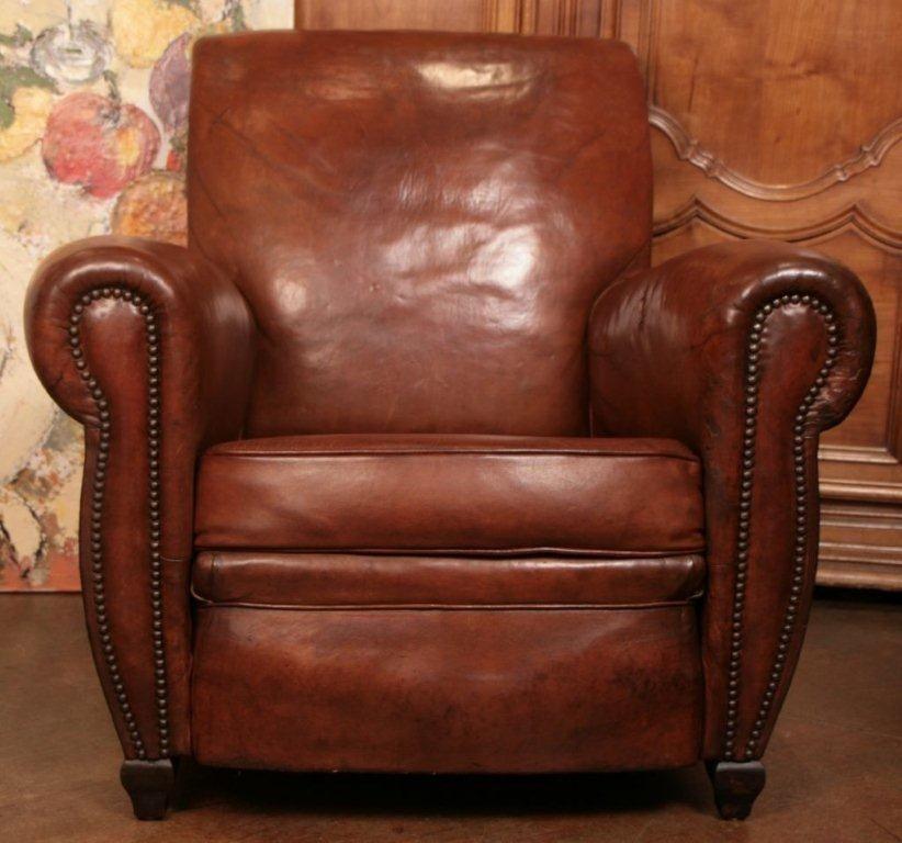 Parisian leather chair - Parisian Leather Chair Things I Want To Buy Pinterest