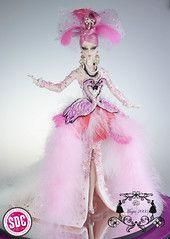 Pink Flamazing Celebration (Spanish Doll Convention) Tags: doll muñeca barbie convención spanish madrid mattel sdc coleccionistas collector signature poupée bambola souvenir silkstone charity ooak spain españa subasta benéfica magia 2000 pink flamazing celebration 2019 #spanishdolls