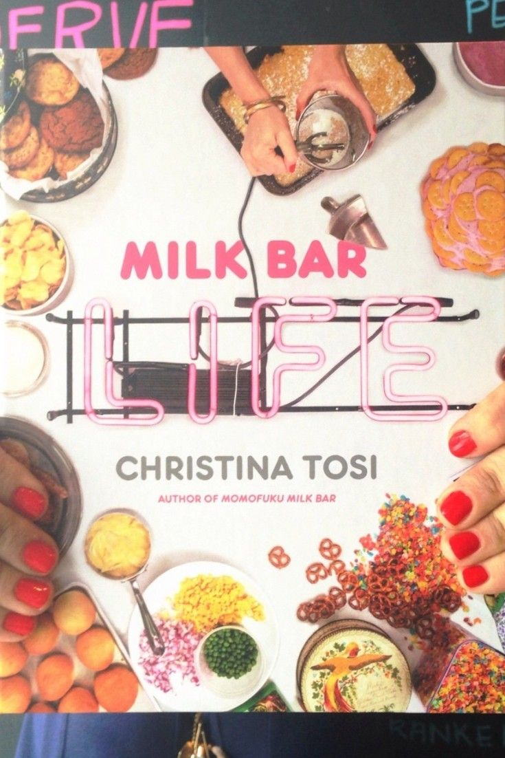 8 Cookbooks Perfect For Your Food Loving Friends Milk Bar Cookbook Christina Tosi Momofuku