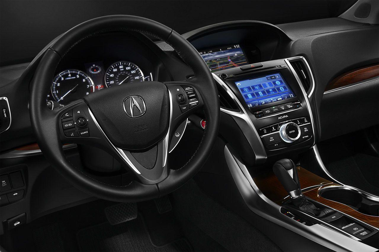 2015 Acura Tlx Interior Acura Tlx Acura Cars Acura