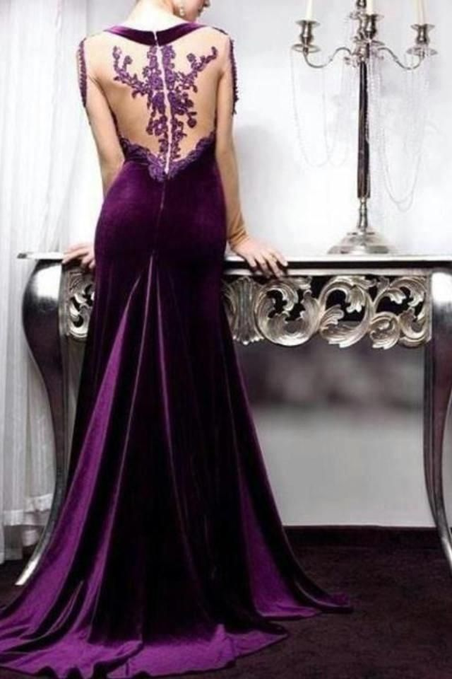 Stunning Purple Velvet Where Can I Get Some Would Be Beautiful
