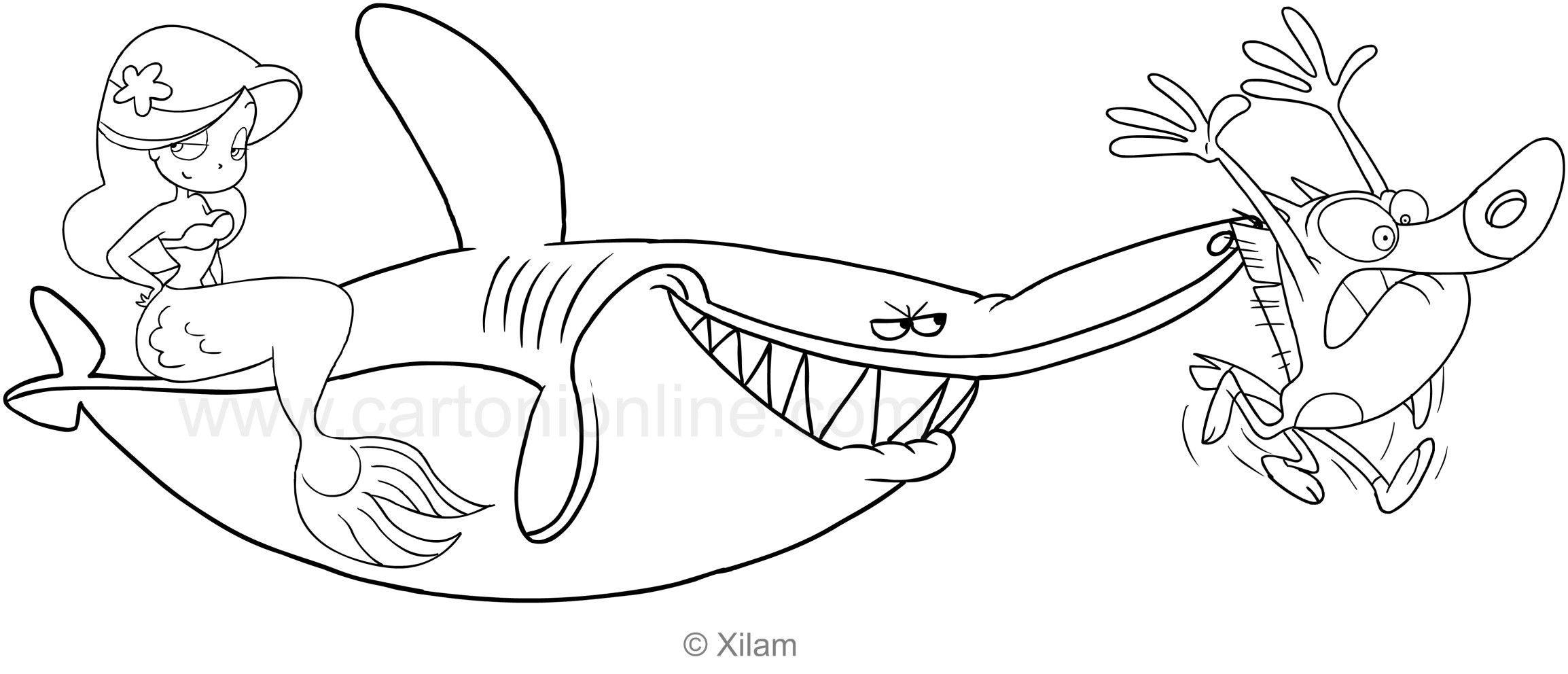 Sharko Coloring Pages Google Search Coloring Pages Zoo Coloring Pages Puppy Coloring Pages