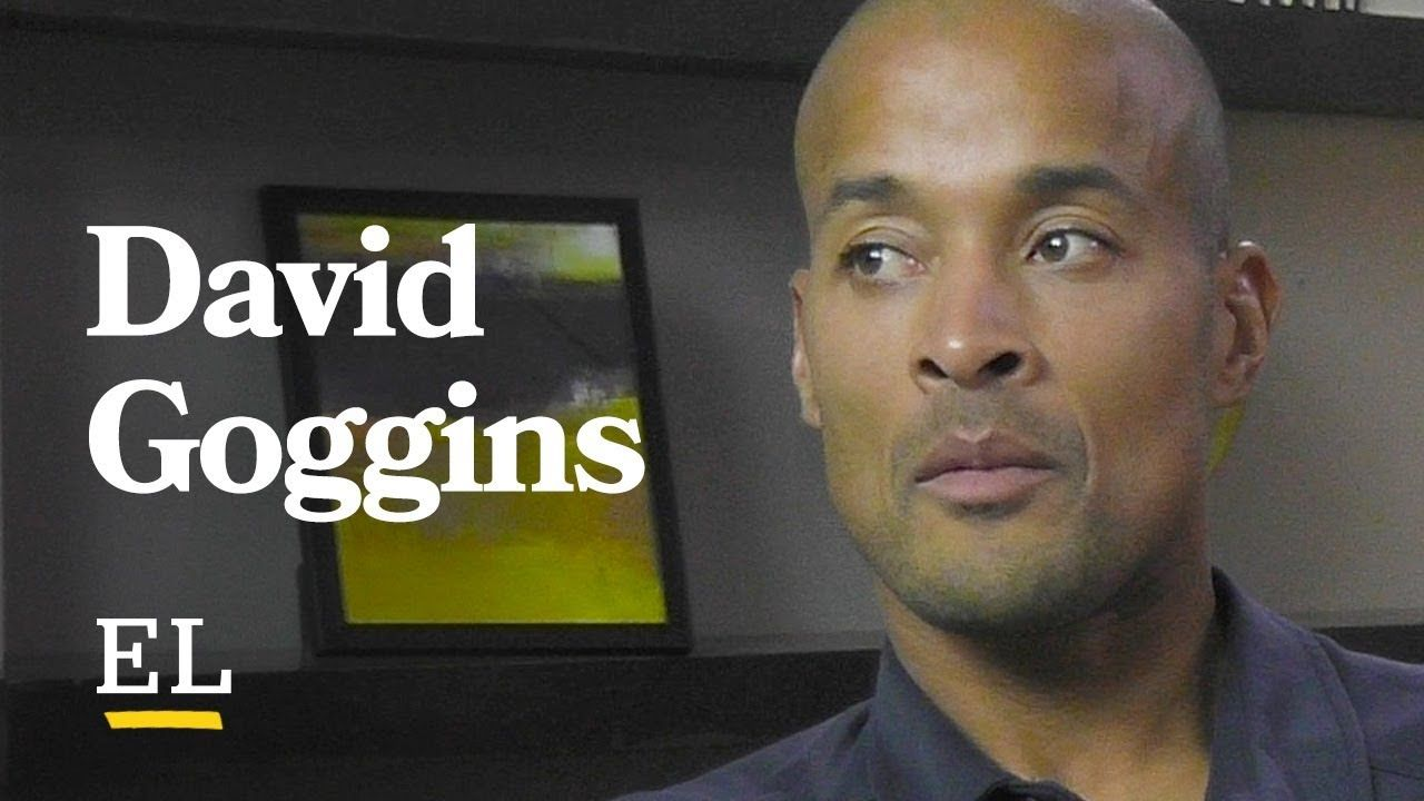 The Reason You Need To Run Toward Fear David Goggins