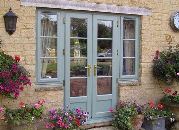 Heritage Green Windows Aluminium Google Search Interior Barn
