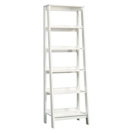 Trestle 5 Shelf Bookcase White Room Essentials White Bookcase