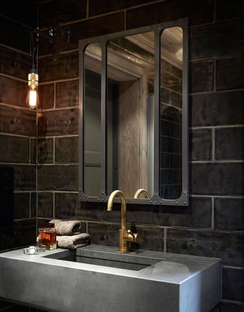Photo of Dark Interior Inspiration – Black Walls | You Have To See These Rooms | COCOCOZY