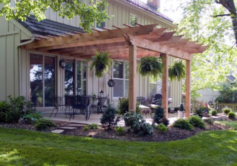 Creative Pergola Designs And Diy Options Outdoor Kitchen