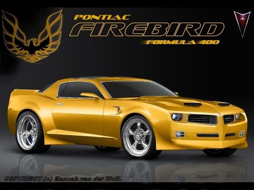 pontiac firebird concept car muscle cars pinterest cars