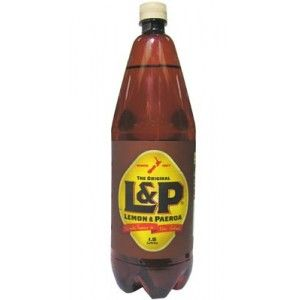 A Box Of 12 Bottles Of L P Also Known As Lemon Paeroa A Delicious Combination Of Lemon Juice And Mineral Wat New Zealand Food Soft Drinks Chocolate Lollies