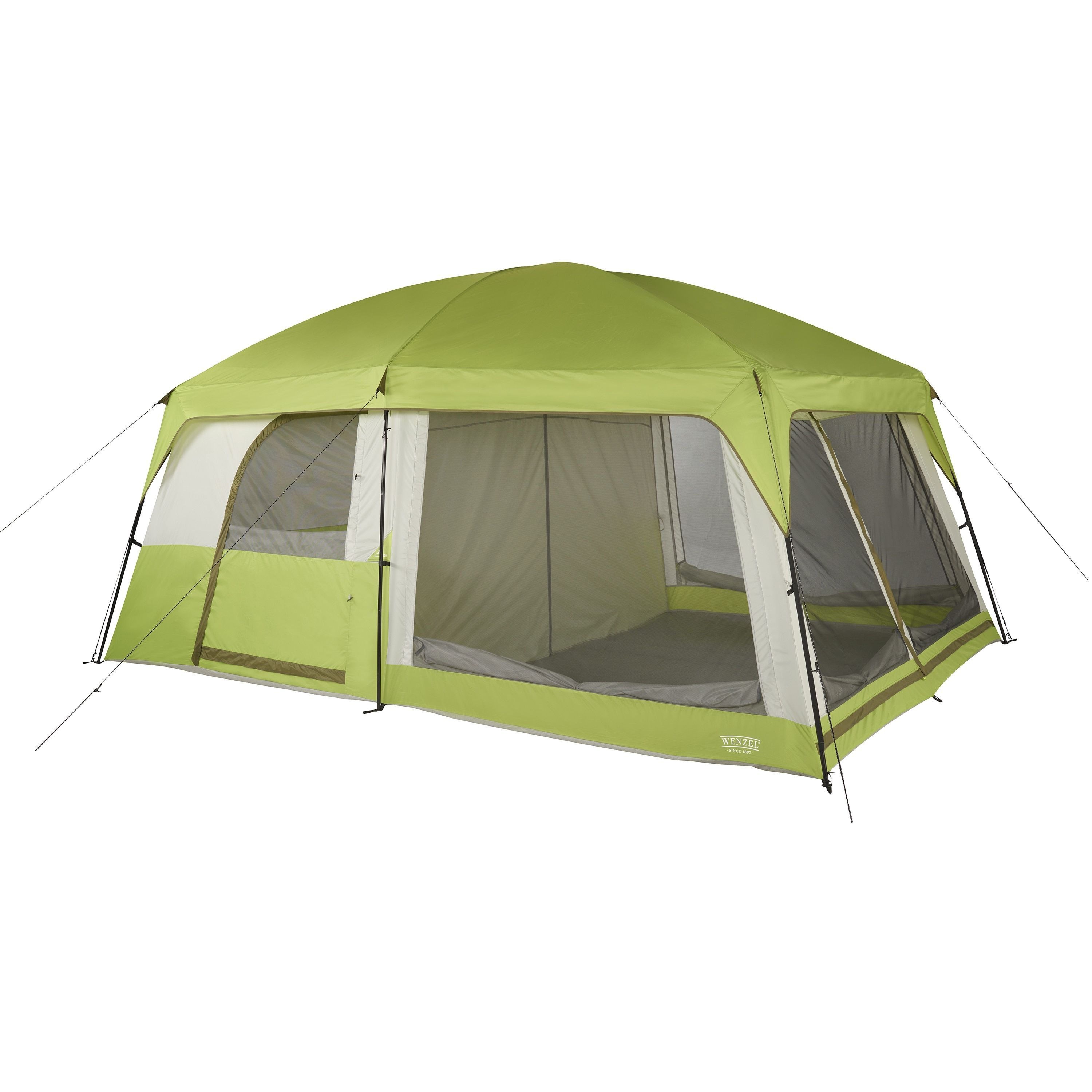 Wenzel Eldorado 10 Person Cabin Tent Best Camping TentCamping IdeasFamily CampingScreen TentThe Great
