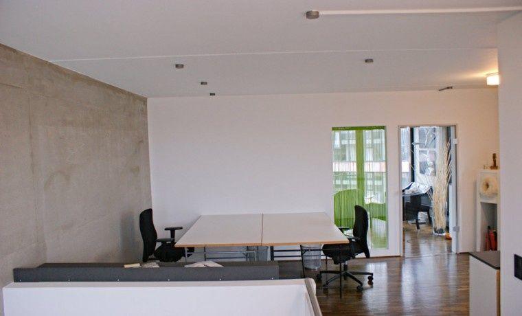 Büroraum oder Arbeitsplätze in wunderschönem Loftbüro auf dem Vulkangelände #Büro, #Bürogemeinschaft, #Köln, #Office, #Coworking, #Cologne