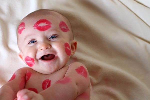 Cute Baby Kiss Pictures And Images Baby Kiss Cute Baby Pictures