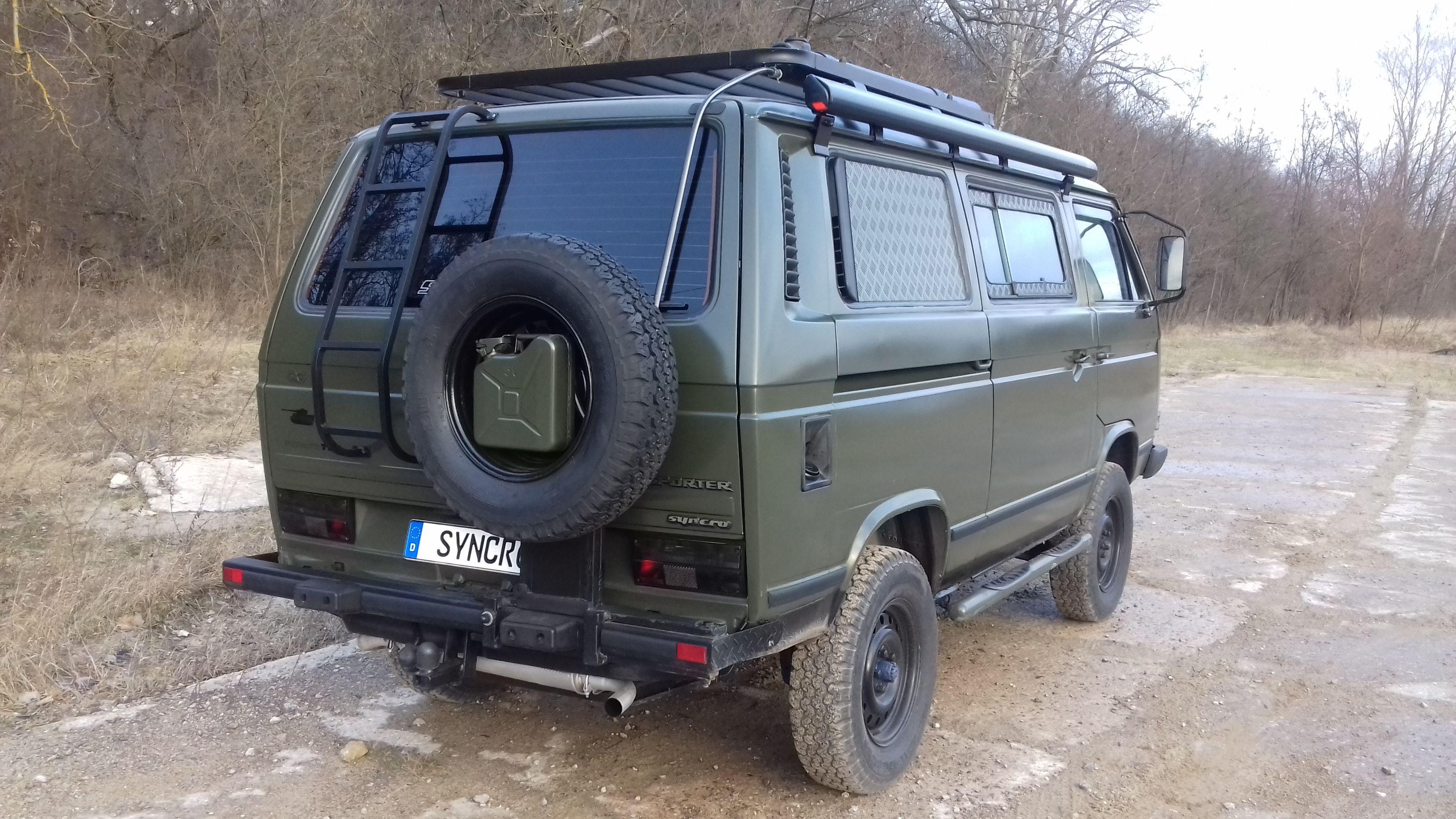 Vw T3 Syncro Camper 1 9 Tdi Forst61 Interia Pl Volkswagen Vw Transporter Van Life