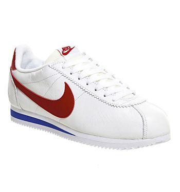 Nike Unisex's Lifestyle Shoes Air Legend White/Varsity Red-Black