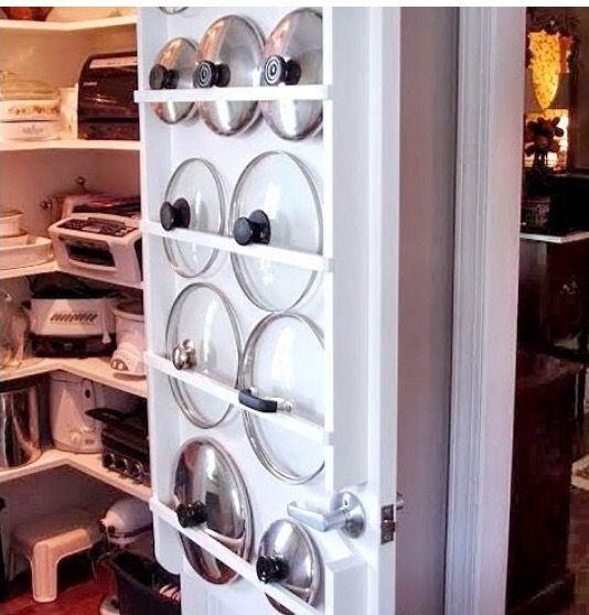 Awesome pantry organization hacks!