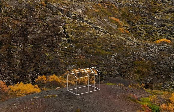Hreinn fridfinnsson house project 1974