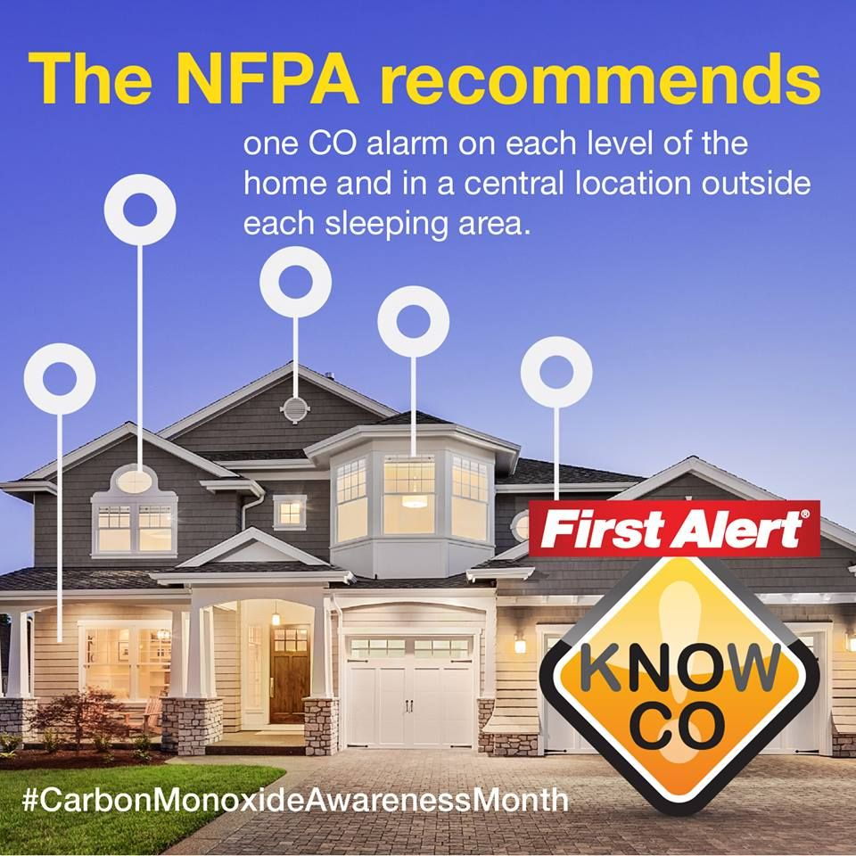 FireSafetyMonth Carbon monoxide safety, Ace hardware