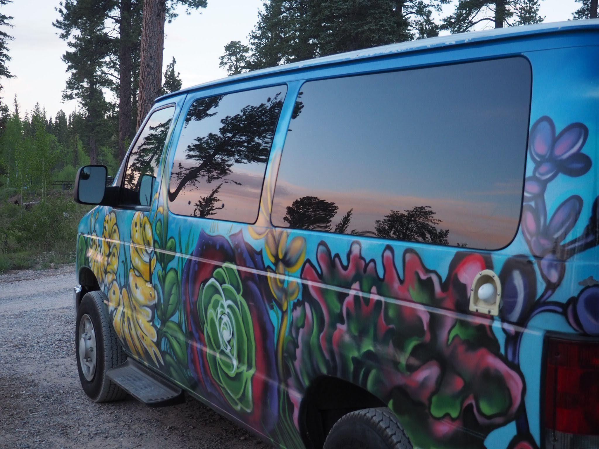 6 Tips for being a Digital Nomad in a campervan | Campervan