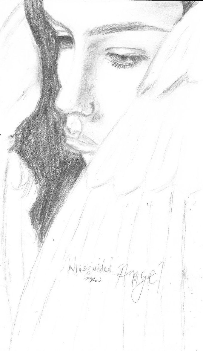 Misguided Angel Cover by HaleyGottardo on DeviantArt