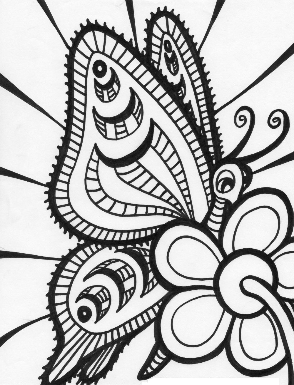 27 Exclusive Photo Of Free Butterfly Coloring Pages Entitlementtrap Com Butterfly Coloring Page Abstract Coloring Pages Animal Coloring Pages [ 1310 x 1000 Pixel ]
