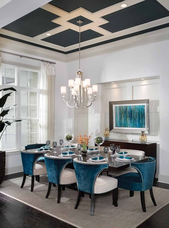Charmant 40+ Formal Dining Room Decorating Ideas For Luxury Home Interior