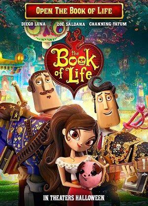 Syfy Fantasy Trailer De El Libro De La Vida The Book Of Life Book Of Life Book Of Life Movie Christian Historical Fiction Books