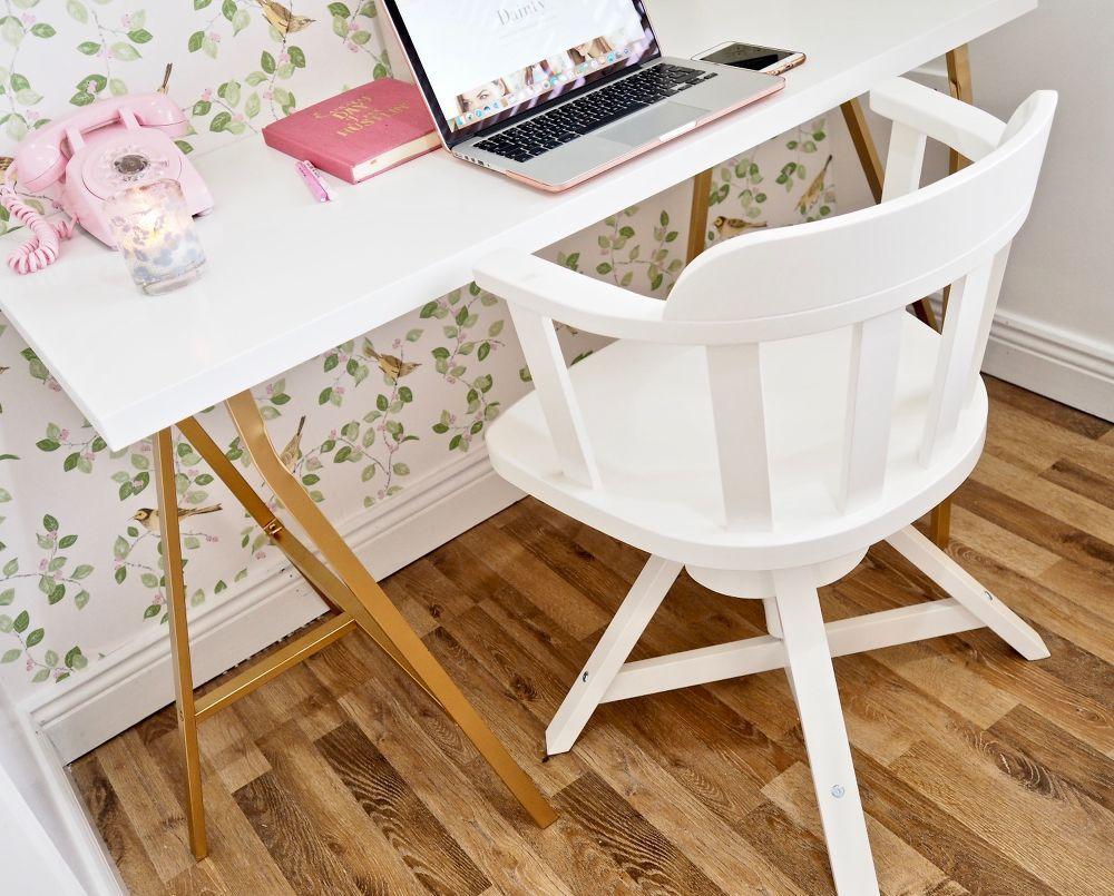 Diy sewing table ikea ikea diy desk hack  ikea desk sewing rooms and desks