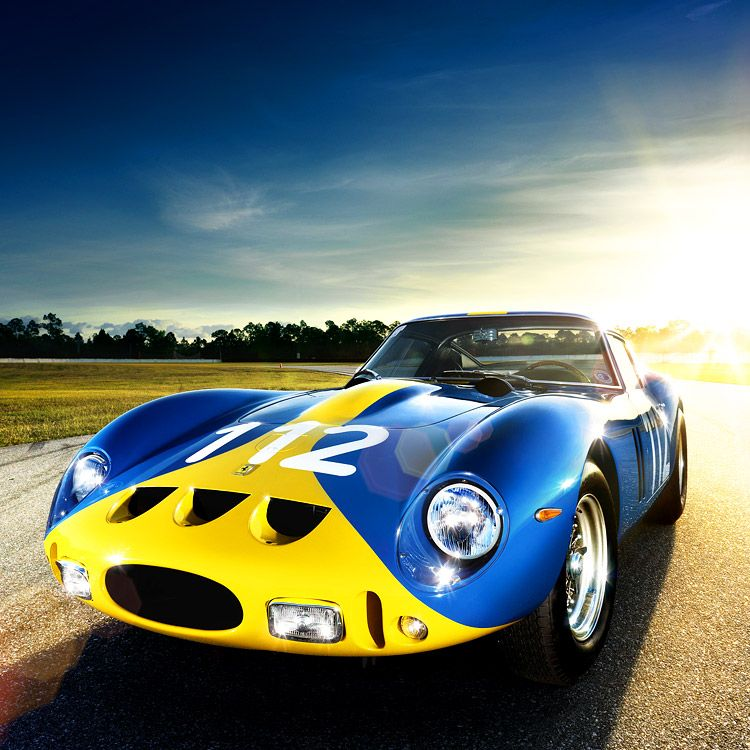 Ferrari 4x4: Photography From The Automotive