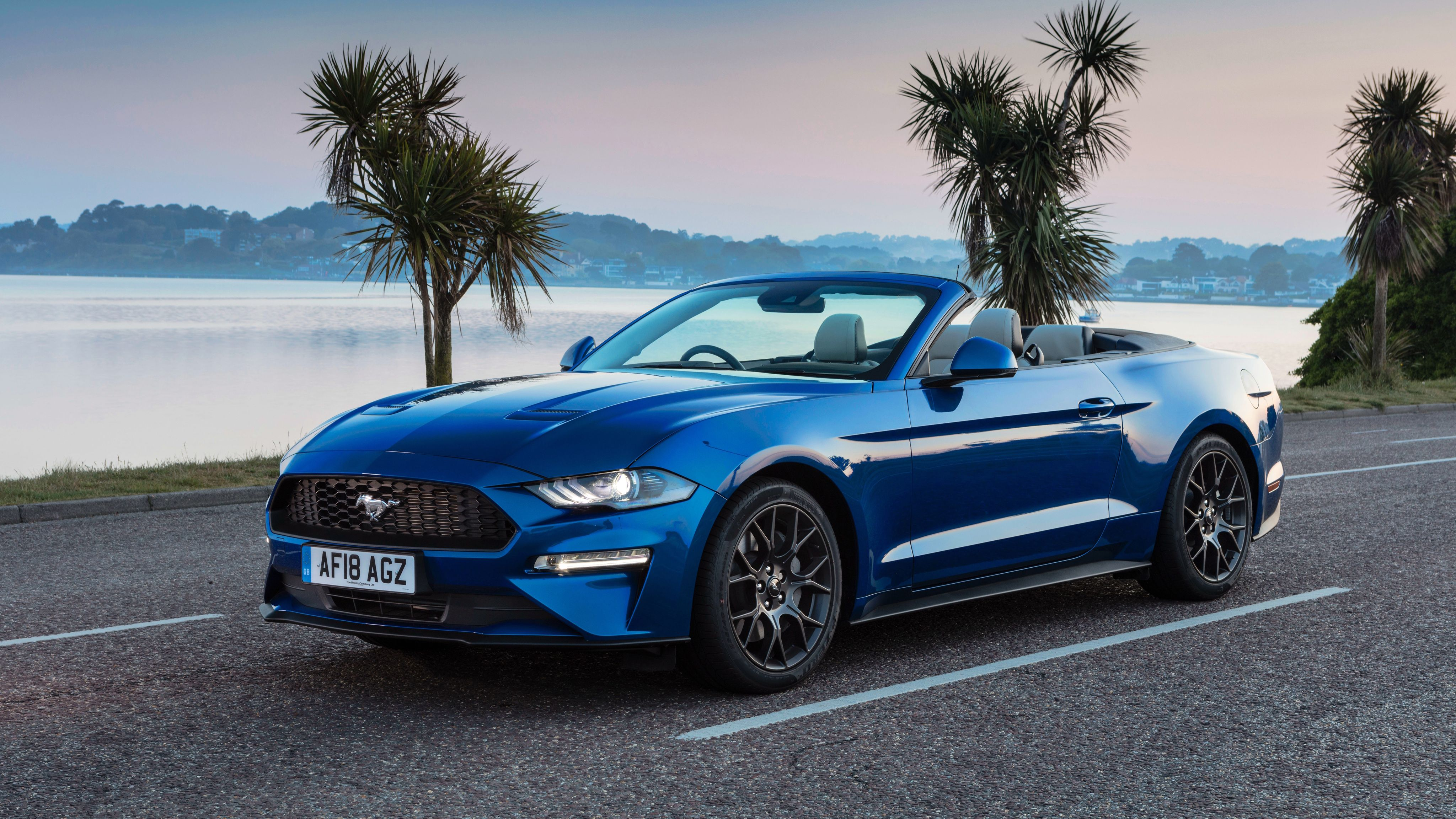 Ford Mustang Convertible Wallpapers Background Sports Cars