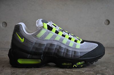 Nike air max 95 neon og patch sp Blanc / / Blanc neon Jaune, View more 7b453e