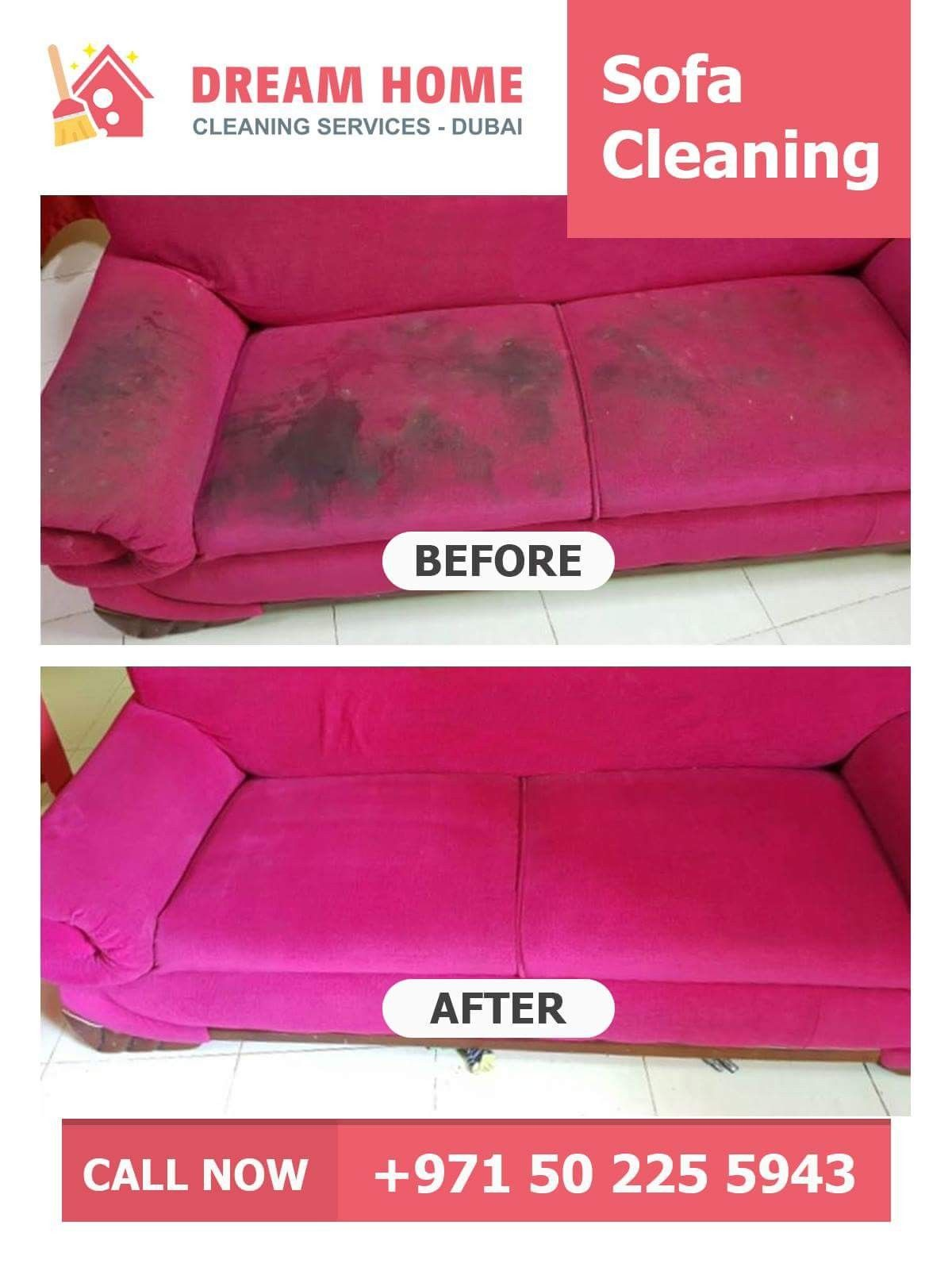 Pin By Carpet Sofa Cleaning Dubai 050 On Dream Home Cleaning Sofacarpet Clean Sofa Sofa Cleaning Services Clean Fabric Couch
