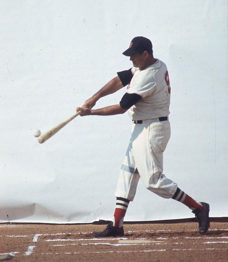 Greatest Hitter Of All Time Sweetest Swing Of All Time Ted