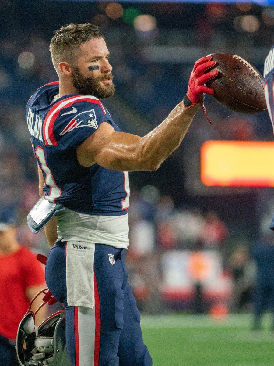 Julian Edelman Julian Edelman New England Patriots Football Patriots Football
