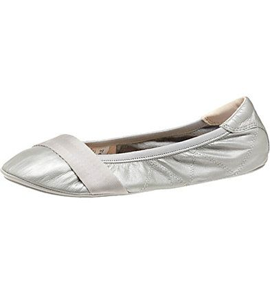 Rhythm Women's Ballet Flats: The ballerina is a popular style staple for a reason, and this shoe is Exhibit A. With classic lines, a luxurious leather upper, and subtle sporty design elements, it goes from dressing up to dressing down with ease. And the collapsible construction