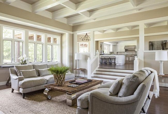 The Advantages And Disadvantages Of Sunken Living Rooms Sunken Living Room Family Room Addition Family Room