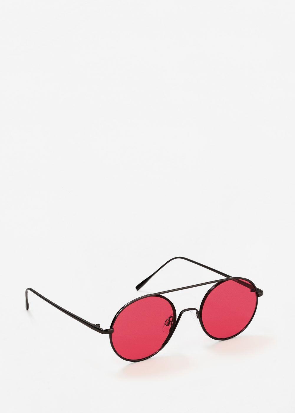 Gafas de sol metálicas - Mujer | Gafas de sol de mujeres, Gafas de ...