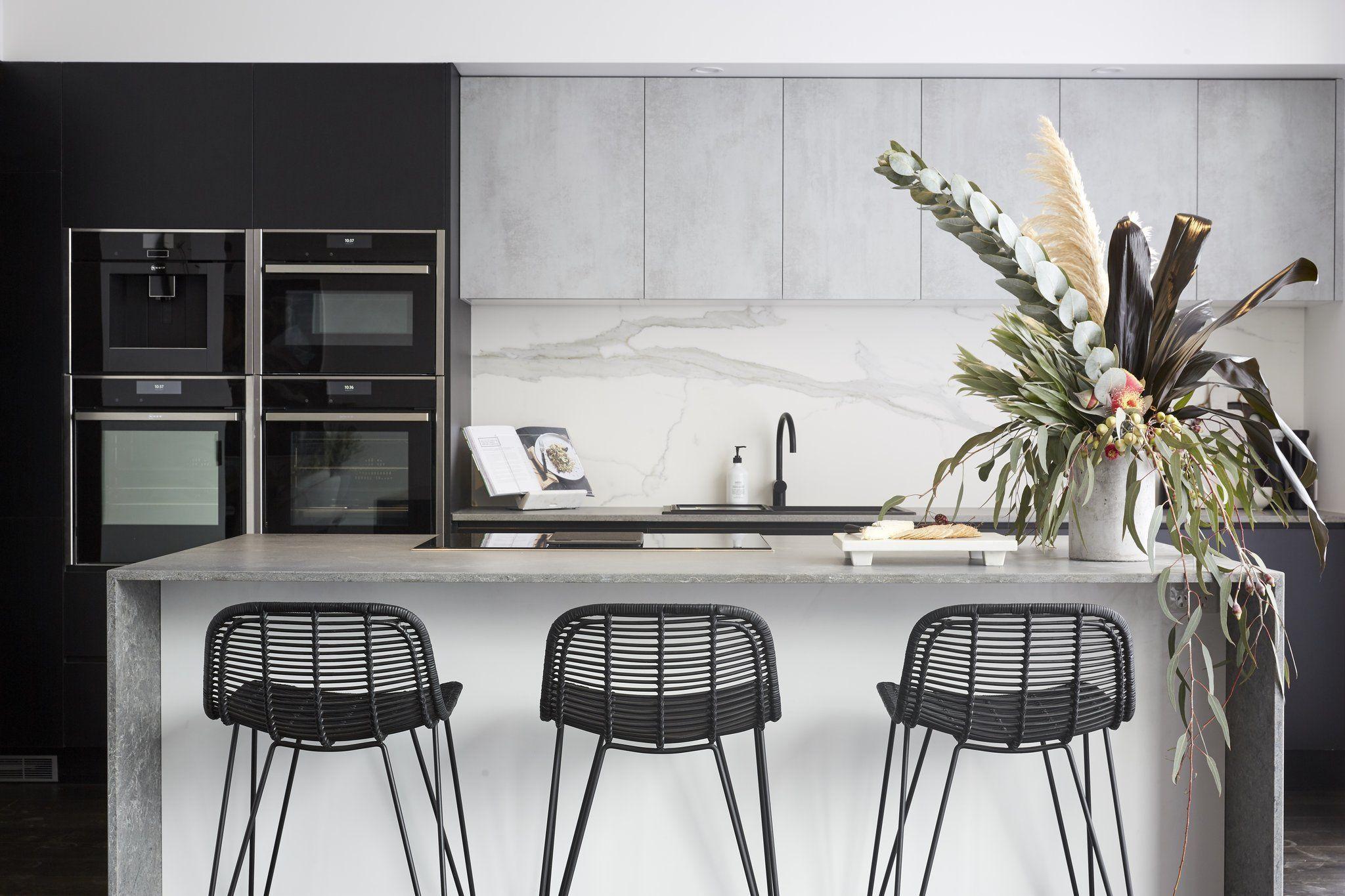 Modern Luxury Kitchens For A Grand Kitchen Keuken Inspiratie