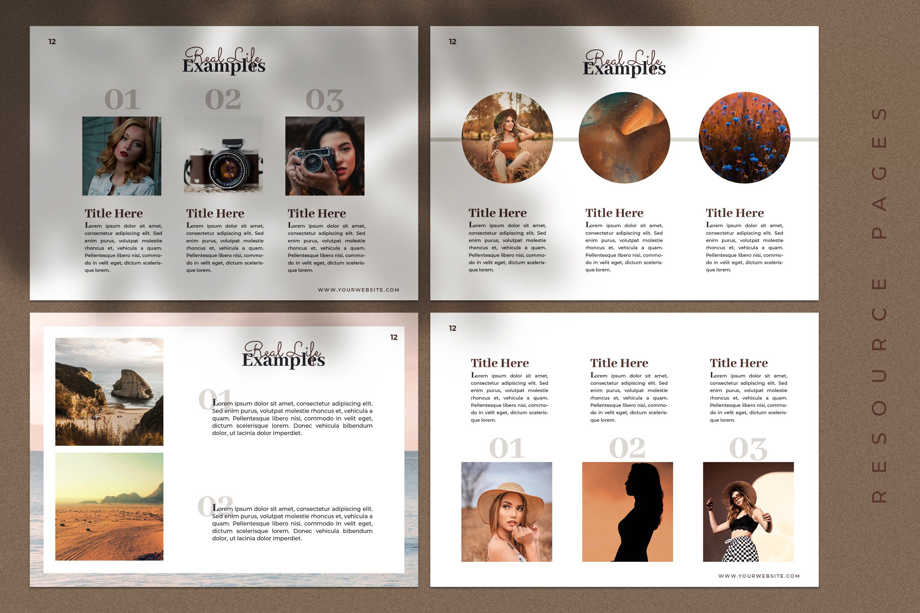 CANVA Modern eBook Templates (With images) Ebook