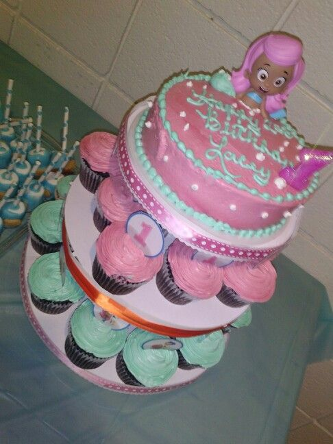 Cake And Cupcakes By Publix Bakery